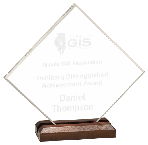 laser engraved acrylic awards with bases. Black Bedroom Furniture Sets. Home Design Ideas