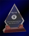 Piano Finish Acrylic Awards
